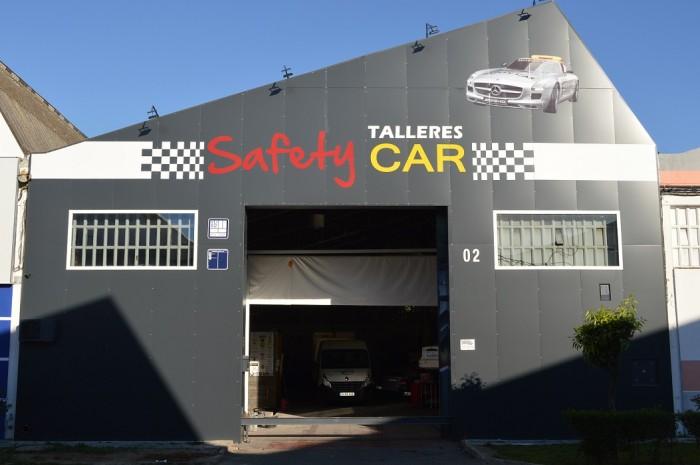 safetycar talleres