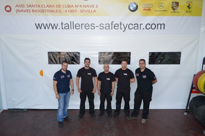 safetycar equipo